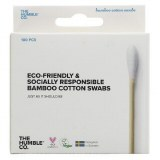 The Humble Co Eco-Friendly Bamboo Cotton Swabs | Plastic Free