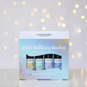 Tisserand Little Wellbeing Wonder - 4 x 9ml Set