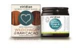 100% Organic Wild Chaga & Raw Cacao