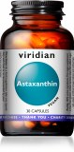 Viridian Astaxanthin Supplement - 30 Capsules