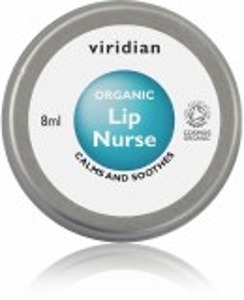 Viridian Lip Nurse 8ml | Organic