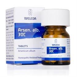 Weleda Arsen Alb Tablets 30C - 125 Tablets