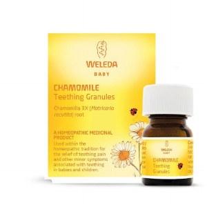 Weleda Baby Chamomilla Teething Granules - 15g Bottle