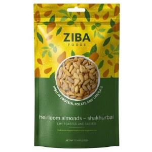 Ziba Heirloom Shakhurbai Almonds - 30g