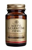 Free Form Acetyl L-Carnitine 250mg Vegetable Capsules