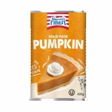 America's Finest - Solid Pack Canned Pumpkin - 425g