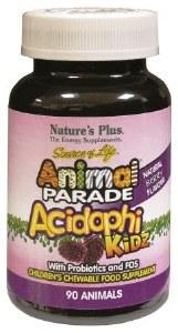 Animal Parade Acidophi Kidz | Children's Chewable Probiotics
