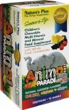 Animal Parade Children's Chewable Multi - Assorted Flavours