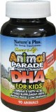 Animal Parade DHA for Kids - 90 Chewable Tablets