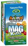 Animal Parade Mag Kidz Children's Chewable Magnesium Supplement | Natural Cherry Flavour