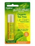 Optima Australian Tea Tree Organic Lip Balm SPF 15