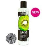 Brave Botanicals Kiwi & Lime Smooth Shine Shampoo