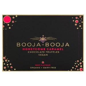 Booja Booja Honeycomb Caramel Truffles - 92g