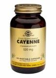Cayenne Capsules 520mg (Capsicum annuum)