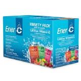 Ener-C Vitamin C 1000mg - Variety Pack