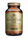 Extra High Potency Vitamin B-Complex 100mg