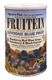 Fruitein Luscious Blue Fruit High Protein Energy Shake with Vitamins, Minerals & Whole Foods