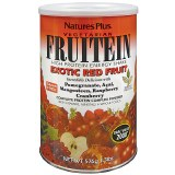 Fruitein Exotic Red Fruit High Protein Energy Shake with Vitamins, Minerals & Whole Foods