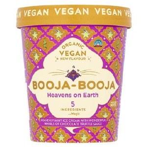 Booja Booja Organic Heavens on Earth Ice Cream - 500ml