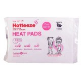 Hotteeze Stick-On Heat Pads - 10 pad Pack