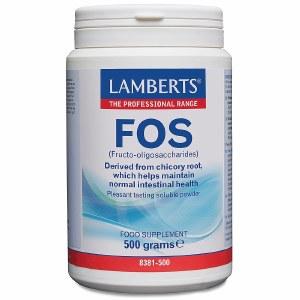 Lamberts FOS Powder 500g - From Chicory Root