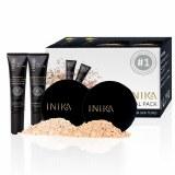 Inika Certified Organic Trial Kit for Face - Light/Medium Skin