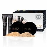 Inika Certified Organic Trial Kit for Face - Medium/Dark