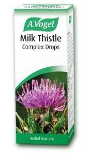 A. Vogel Milk Thistle Complex Drops - 100ml