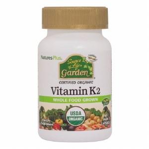 Source of Life Garden Organic Vitamin K2 - 60 Capsules