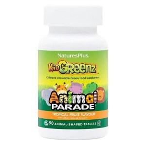 Animal Parade Kid Greenz - 90 Tablets