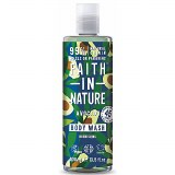 Faith in Nature Nourishing Avocado Body Wash - Vegan