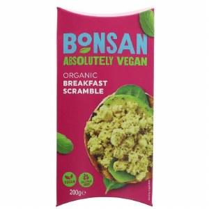 Bonsan Organic Vegan Breakfast Scramble