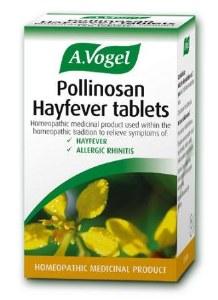 A.Vogel Pollinosan Hayfever - 120 Tablets