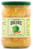 Eat Wholesome Food Co. Raw Organic Sauerkraut & Carrot