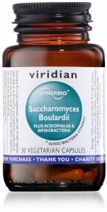 Viridian Synerbio Saccharomyces Boulardii | 30 Vegan Capsules