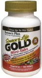 Source of Life Gold | High Potency Multivitamin | 180 Mini-Tabs