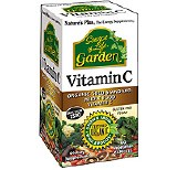 Source of Life Garden Vitamin C | Organic & Vegan Capsules