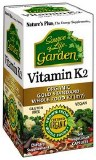 Source of Life Garden Vitamin K2 Capsules | Organic & Vegan