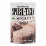 Nature's Plus Spiru-Tein Chocolate Flavour High Protein Energy Shake - 476g