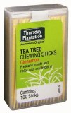 Tea Tree Chewing Sticks Cinn