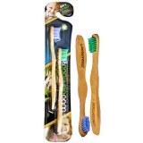 Woobamboo Toothbrush - Bamboo Kids