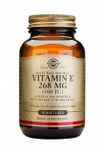 Vitamin E 400 IU 268mg