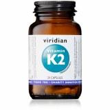 Viridian Vitamin K2 Menaquinone-7 50mg | 90 Vegan Capsules