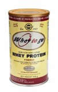 Whey To Go Protein Vanilla