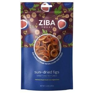 Ziba Sun Dried Figs - 40g