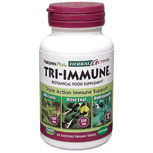 Nature's Plus Tri-Immune | 60 Extended Release Tablets