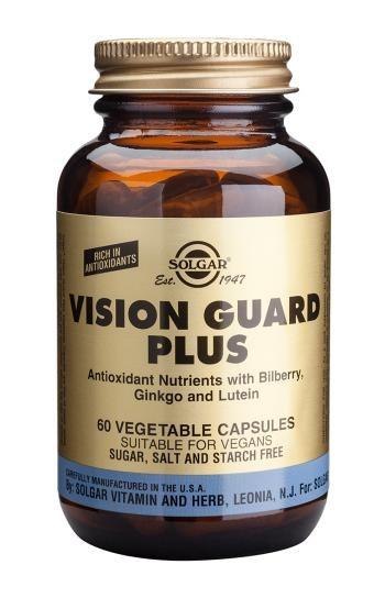 Solgar Vision Guard Plus | 60 Capsules