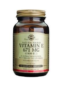 Vitamin E 1000 IU 671mg