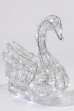 LED acrylic swan outdoor GB