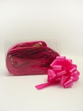 Pull bow (30mm/Cerise)